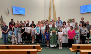 Youth Mass 2020
